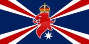 Sci fi flag of atlantaea by leovinas-d3e7y95