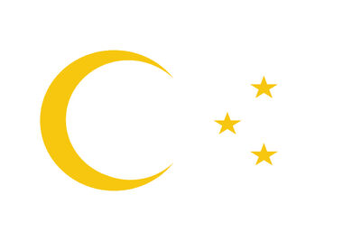 Aleppine-Republic---National-Flag