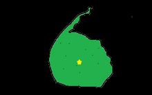 Map of Sankwan