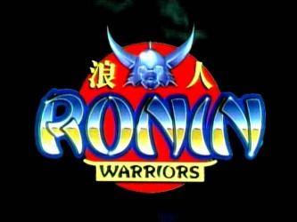 Ronin warriors jp-show