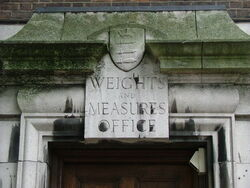 Weights and Measures office