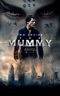 The Mummy poster 3