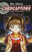 Cardcaptor Sakura - The Movie (1999) VHS cover