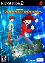 Computeropolis PS2 Cover art (better version)