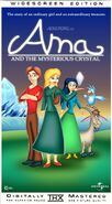 Ama and the Mysterious Crystal (1997) Widescreen Edition VHS Cover