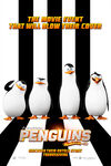 Penguins of madagascar movie poster