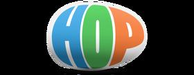Hop movie logo