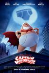 Captain underpants movie poster