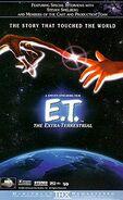 E.T. (1982) 1996 VHS Cover