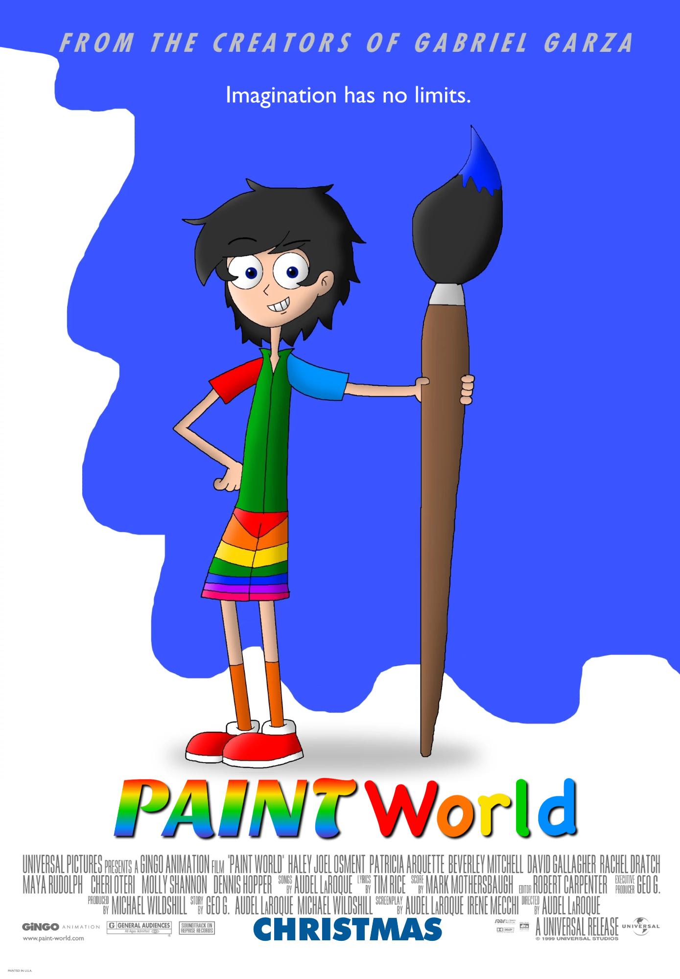 Paint World   Universal Animation Fan Wiki   FANDOM powered by Wikia