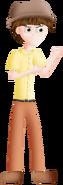Nicky Kickzoo in Computeropolis 2