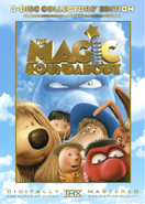 The Magic Roundabout (2005) US 3-Disc Collectors' Edition DVD Cover