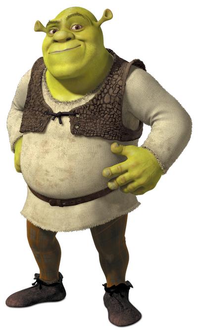 Shrek character