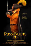 Puss in boots movie poster