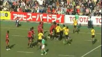 RugbyMania - Sanyo vs Suntory - 48th All Japan Rugby Championship Final ラグビー