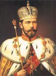 King Nikolai I.