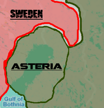 SWEDEN ASTERIA AGREEMENT
