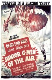 Junior G-Men of the Air FilmPoster