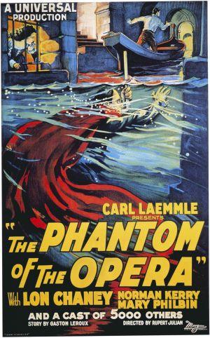 Son of Dracula Lon Chaney Horror movie poster print #5