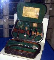 Vampire killing kit (Mercer Museum)