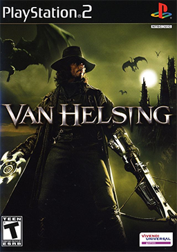 Van Helsing Coverart