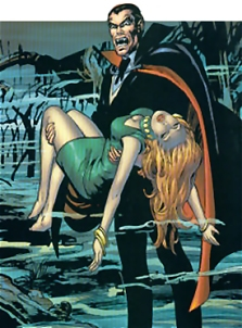 Dracula Comic