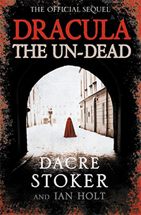 Stoker & Holt - Dracula the Un-dead Coverart