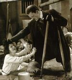 Ethel Grey Terry and Lon Chaney