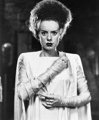 The Bride of Frankenstein | Universal Monsters Wiki | Fandom