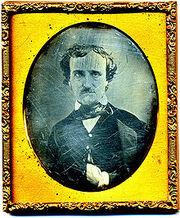 Edgar Allan Poe-circa1849