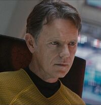 Admiral Christopher Pike