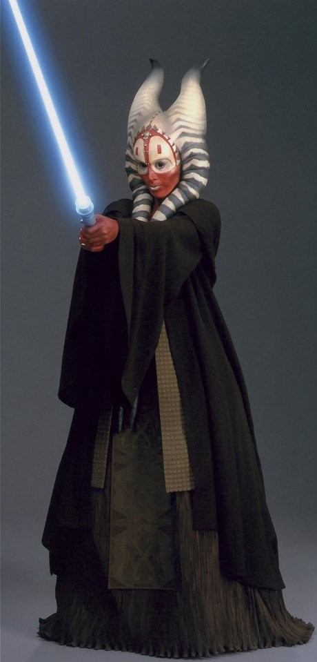 (Science) Fiction, Fantasy, & Adventure Shaak Ti from the