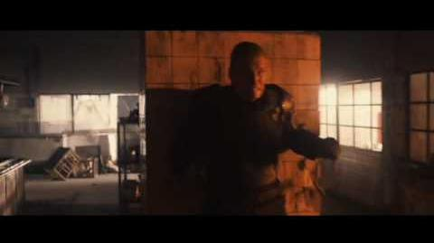 Universal Soldier Regeneration - Deveraux and Scott Fight Scene
