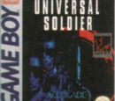 Universal Soldier video game