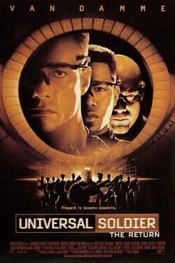 The return universal soldier