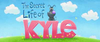 Secret life of kyle title card