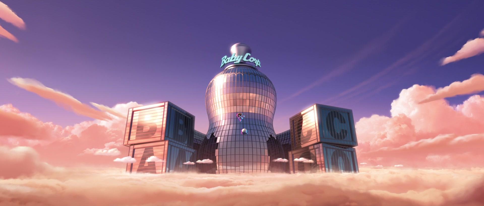 Baby Corp Universal Studios Wiki Fandom Powered By Wikia