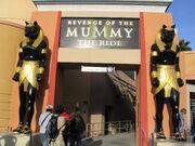 Mummy the Ride