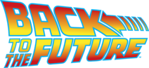 Back to the Future film series logo