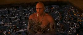 Imhotep death