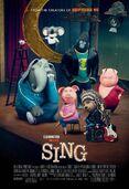 Sing (2016 film) poster-0