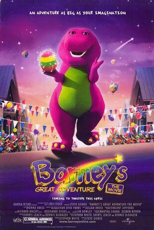 Barney's Great Adventure The Movie