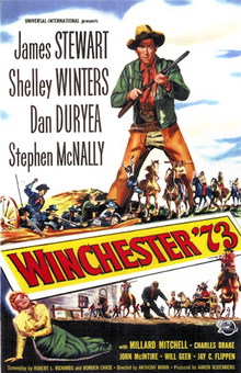 Winchester 73 - 1950- Poster