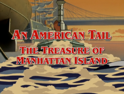 An american tail 3 title card