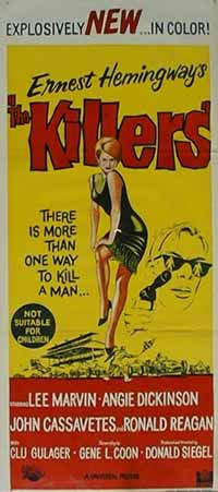 The Killers (1964 movie poster)