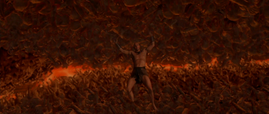Imhotep's death (Mummy Returns)