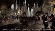 Universal Studios Harry Potter & the Escape from Gringotts