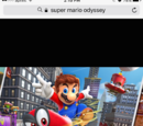 Super Mario Odyssey: The 4D Experience