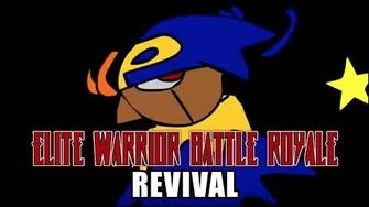Elite Warrior Battle Royale Revival - Geno