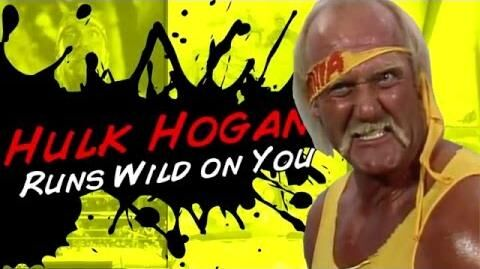 Throw Some Lawl Back At 'Em - Hulk Hogan's Moveset